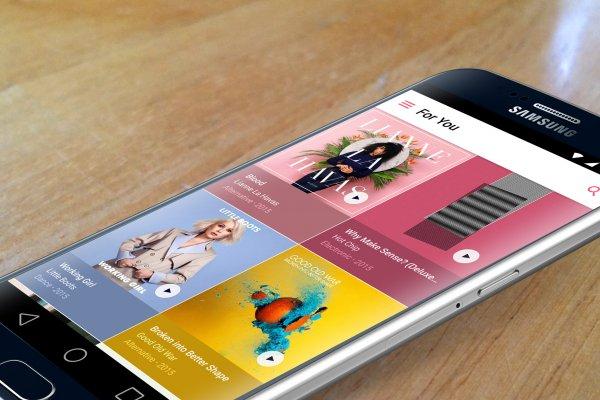 Приложение Apple Music для Android получило виджет для рабочего стола