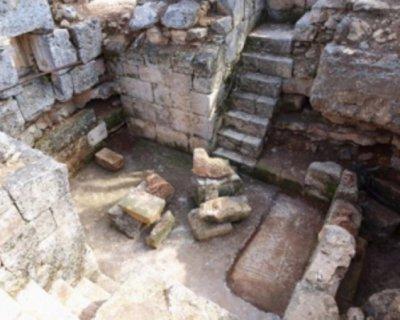 В Израиле археологи обнаружили уникальную мозаику