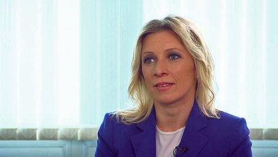 Мария Захарова удивлена международной реакцией на освобождение Пальмиры