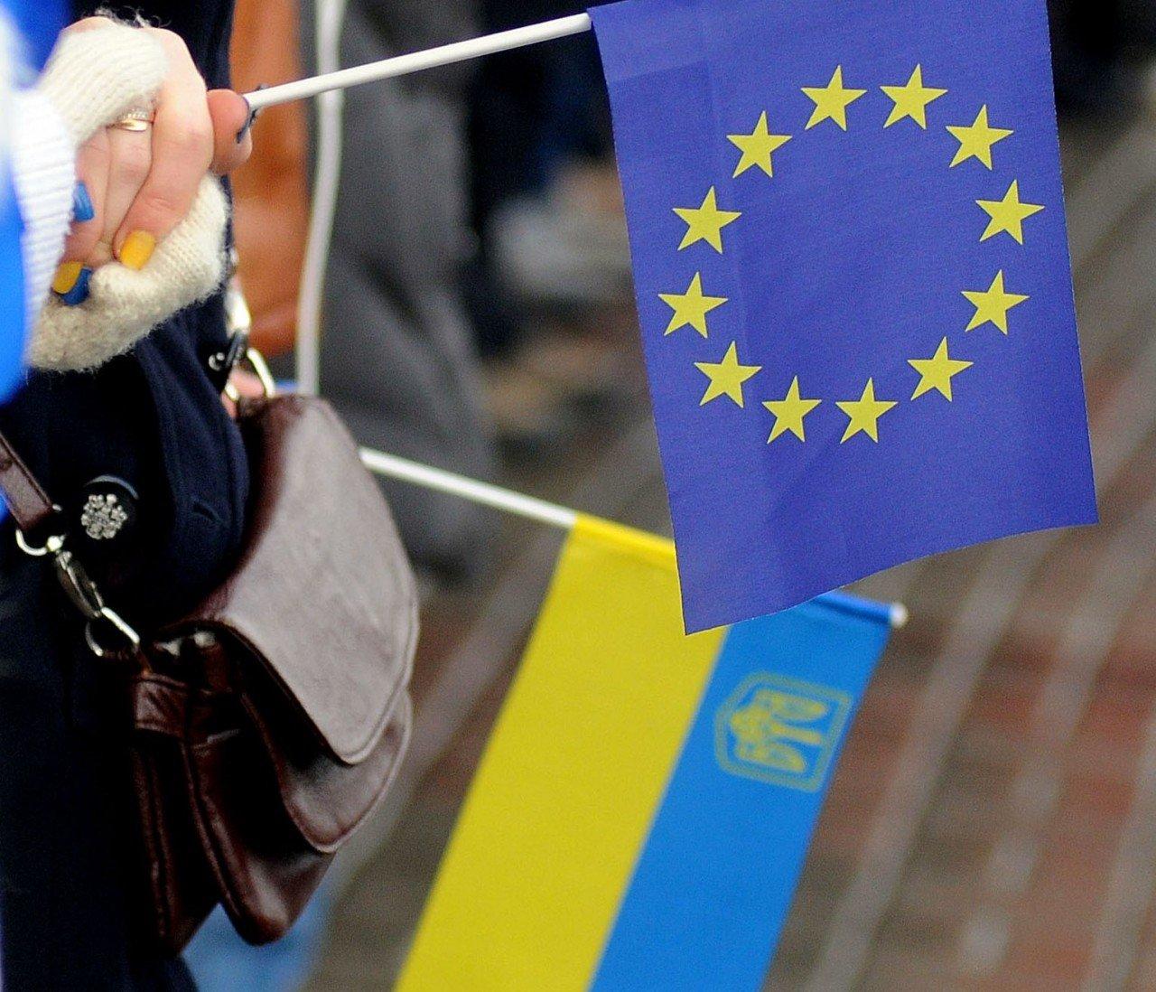 Картинки украина и европа
