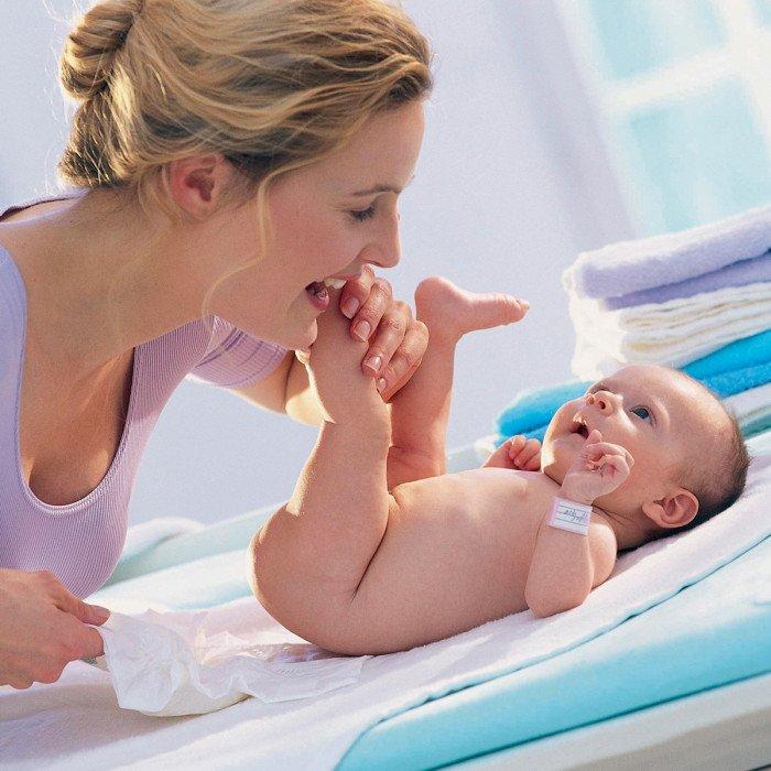 Как сделать градусником чтоб младенец прокакался