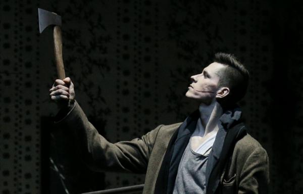 В Москве состоялась премьера рок-оперы «Преступление и наказание»