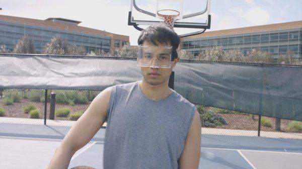 Google представила первые очки актуальной реальности