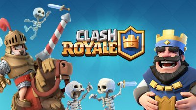 ������������ ������ 30 ����� �������� � ���� Clash Royal � Clash of Clans