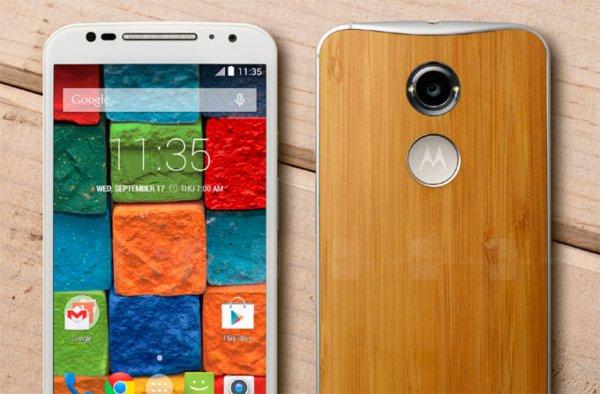 Весной 2016 года Motorola выпустит смартфон Moto E третьего поколения