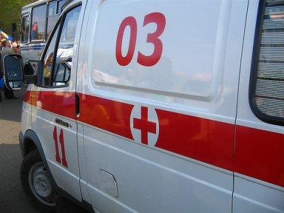 В Тюмени из окна четвертого этажа выпал ребенок