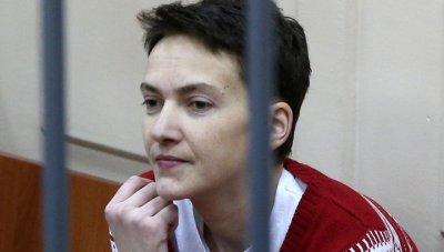 Савченко отказалась подавать апелляцию на решение суда