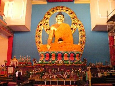 Подозреваемый в осквернении статуи Будды спортсмен взят под стражу
