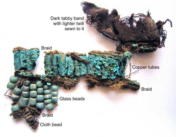 """Обнаруженная в гробнице Непала ткань """"сдвинула"""" Великий шелковый путь на юг"""
