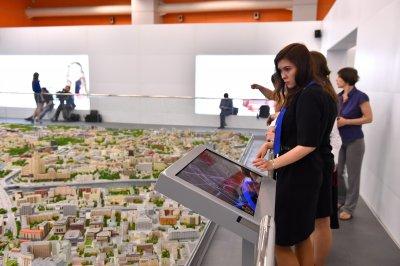 На интерактивной карте Москвы появятся 3D-видеоролики