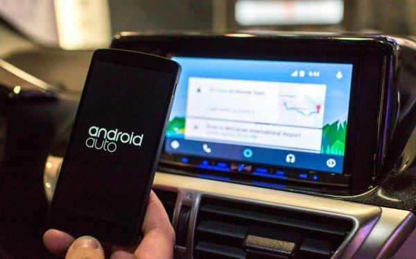 Google объявила о запуске в России ОС Android Auto