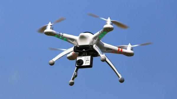 В Москве пройдут первые в России соревнования дронов