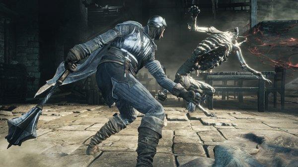 Критики оценили новую игру Dark Souls 3 на 9 баллов