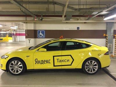 «Яндекс. Такси» выходит на корпоративный сегмент Москвы