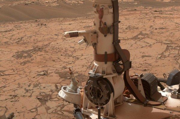 Российский прибор ДАН произвел на Марсе больше 5 млн импульсов