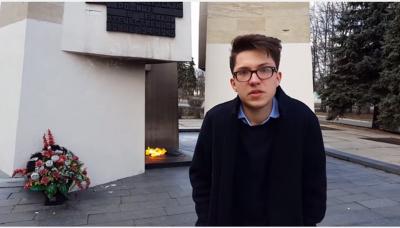 Студент МГУ раскаялся за свое видео с нацистским приветствием