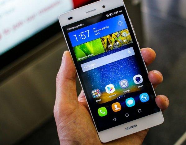 Huawei официально презентовал флагманские смартфоны P9 и P9 Plus