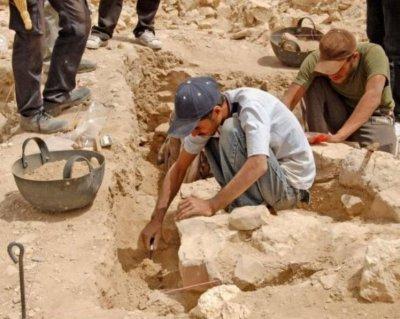 В Китае обнаружили гробницу времен династии Восточная Хань