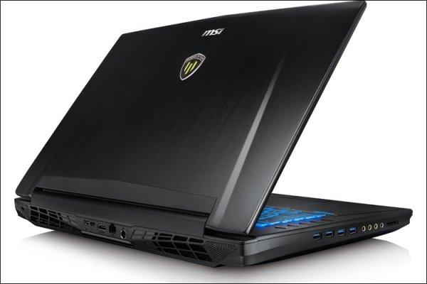 Ноутбук MSI WT72 получил видеокарту NVIDIA Quadro M5500