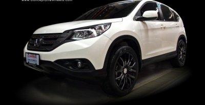 В Сети появилось первое фото новой Honda CR-V