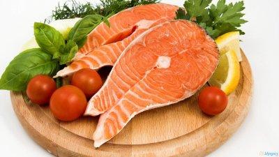 Ученые: Жирная рыба уменьшает риск заболевания астмой у маленьких детей