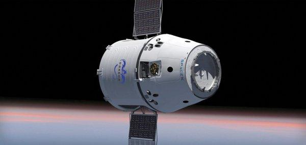 Ілон Маск оголосив дату першого польоту нового Dragon