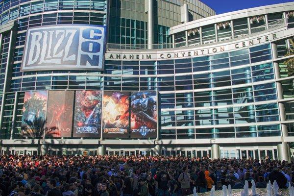 BlizzCon 2016 пройдет 4 и 5 ноября