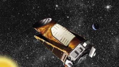 """Спутник """"Кеплер"""" перешел в аварийный режим в 120 миллионах км от Земли"""