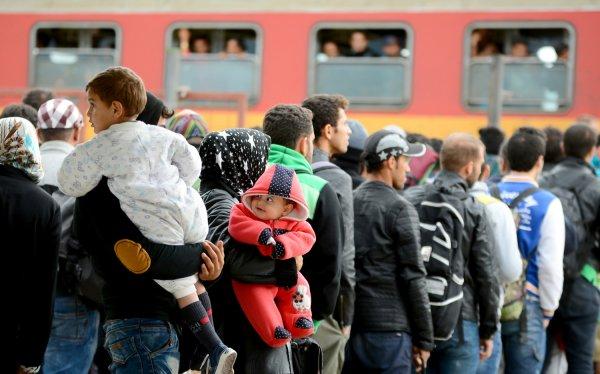 Российско-финская граница временно закрыта для переселенцев
