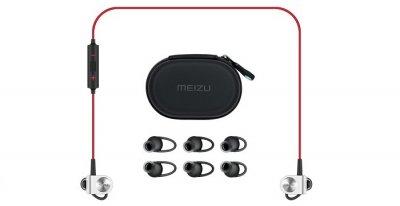 Meizu презентовала беспроводную гарнитуру для активных пользователей