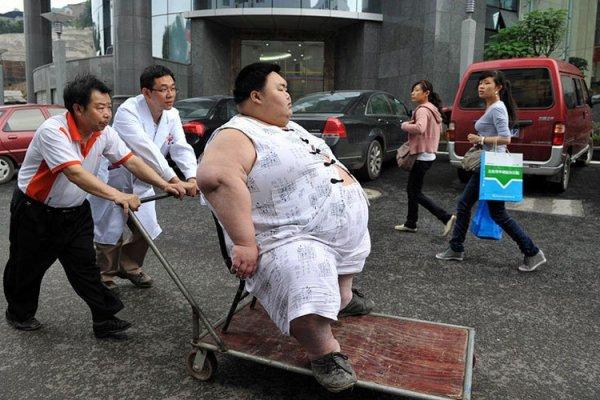 Врачи из Китая опубликовали первое руководство по похудению