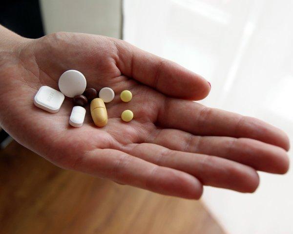 Ученые составили ТОП-12 доступных препаратов, вызывающих привыкание