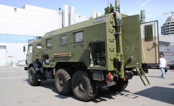 Минобороны РФ купит системы связи, испытанные в Сирии