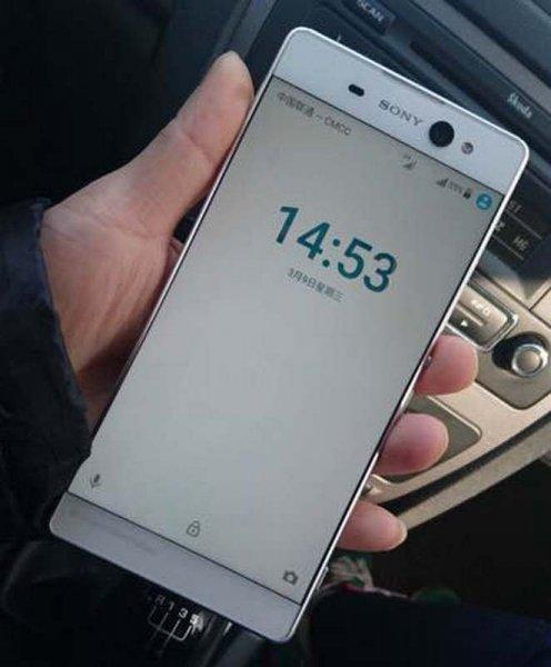 В Сети опубликовали первые снимки Sony Xperia C6 с 6-дюймовым экраном