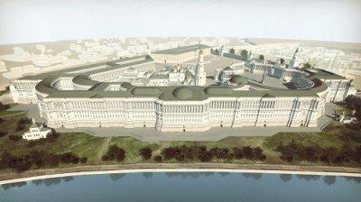 Победителем конкурса «Наследие» может стать проект «Виртуальный музей архитектуры»