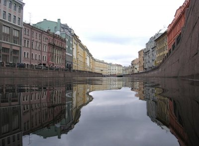 В Санкт-Петербурге ожидается ухудшение погоды