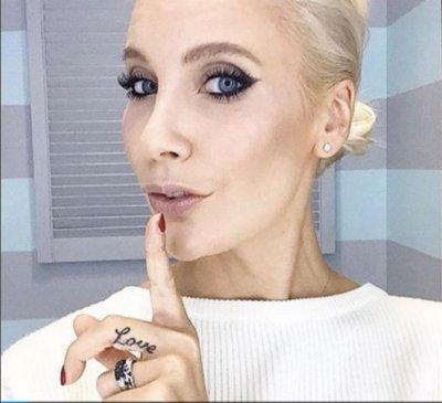 Елена Летучая попала в рейтинг самых сексуальных женщин России