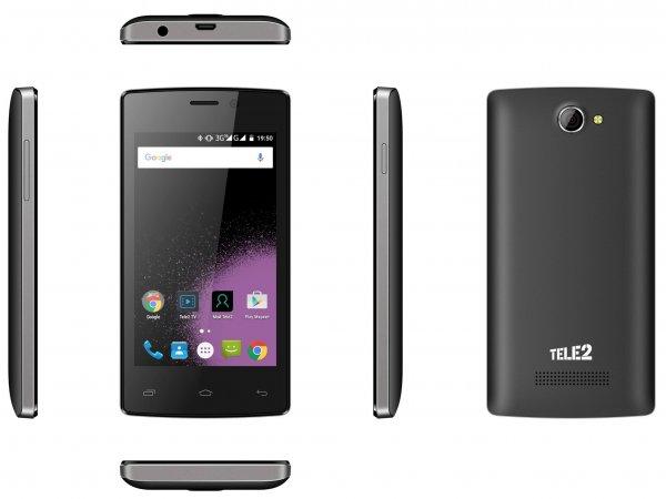 Tele2 начала продавать брендированные смартфоны на Сахалине
