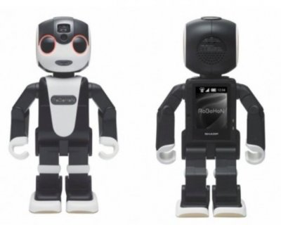 Первый гибрид робота и телефона будет доступен в Японии