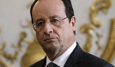 Во Франции детективный сериал предпочли выступлению Олланда