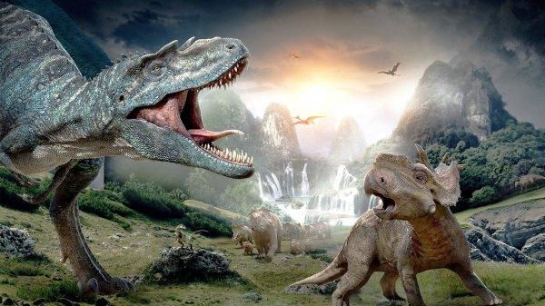 Ученые: Падаль не позволяла динозаврам выжить