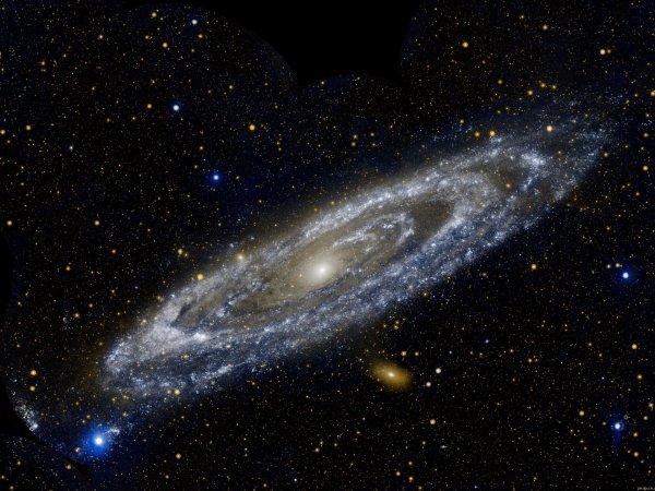 Ученые: Найден новый спутник Млечного Пути