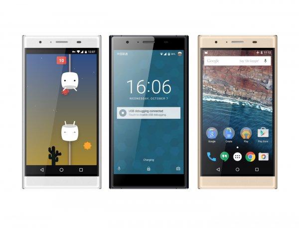 В сети появились характеристики нового смартфона Doogee Y 300