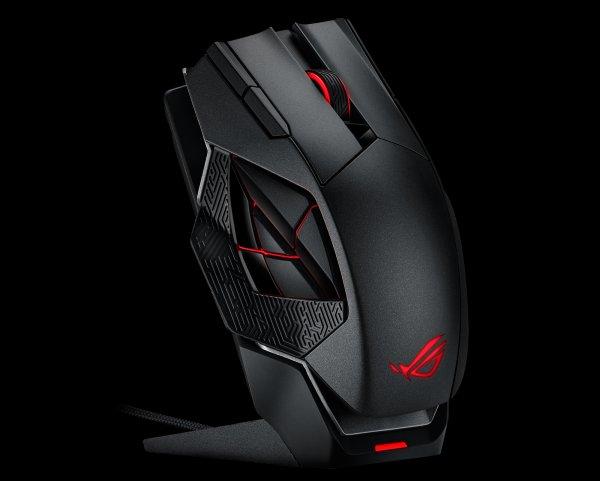 ASUS представила мышь ROG Spatha для заядлых геймеров