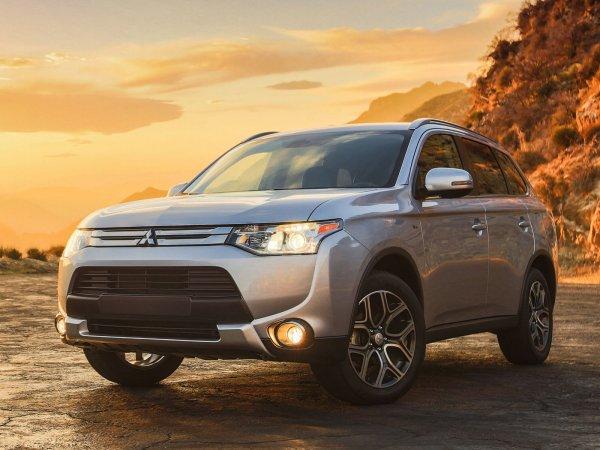 """На заводе """"ПСМА Рус"""" будет производиться одна модель Mitsubishi - Outlander"""
