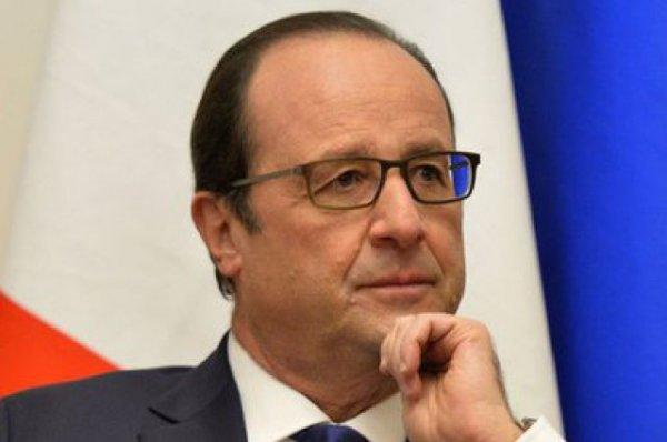 Рейтинг Франсуа Олланда все больше падает
