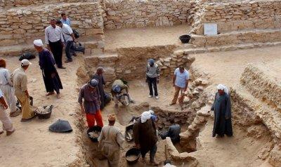 СМИ: В Китае найдены древние гробницы возрастом 4,5 тыс лет