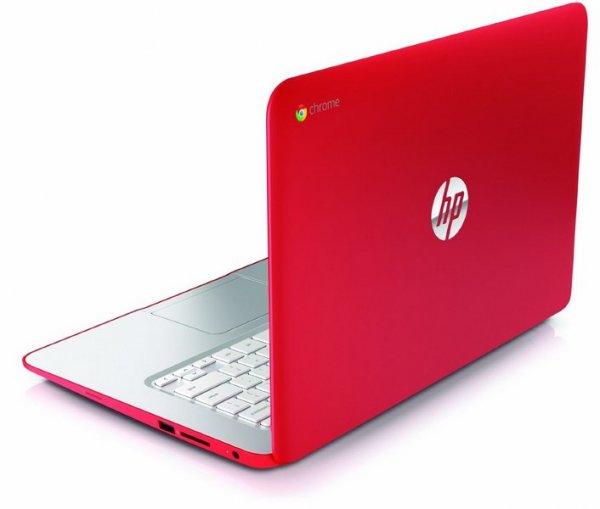 HP разрабатывает хромбук с 16 ГБ оперативной памяти