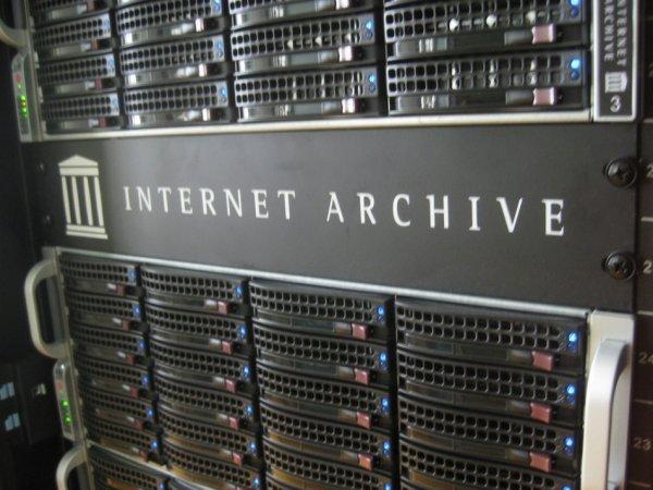 В России разблокирована веб-страница «Архив интернета»
