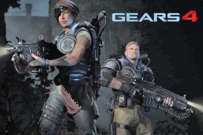 ������������ ����������, ����� �������� �������� ����-������������ Gears of War 4